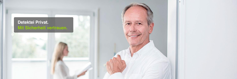 Detektei Privat-Geschäftsführer Herr Oswald